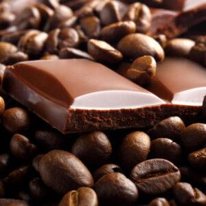 кофе с шоколадом, ароматизированный кофе, купить кофе в зернах в Минске